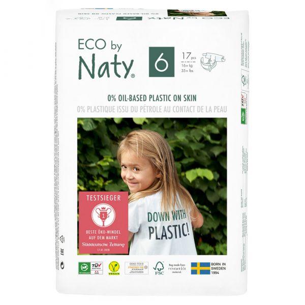 Naty Eco Windel Gr. 6 16+ kg
