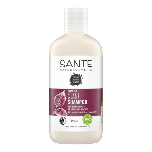 Sante Glanz Shampoo Bio-Birkenblatt & pflanzliches Protein 250ml