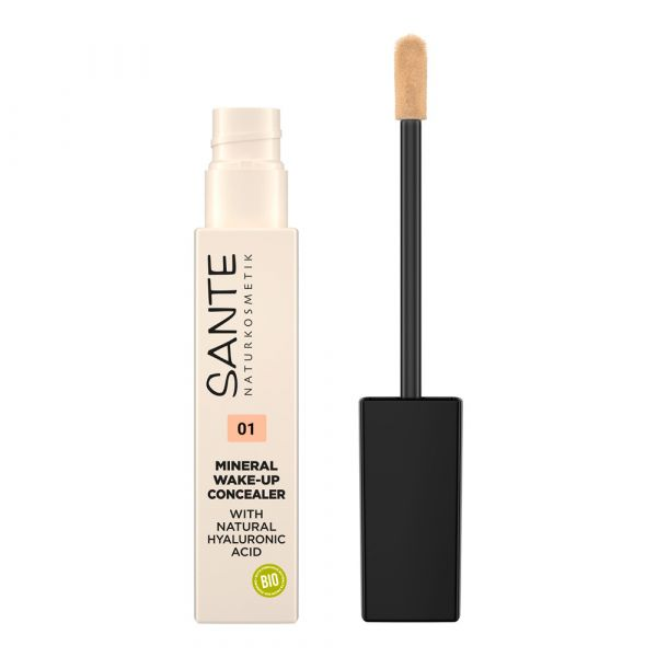 Sante Mineral Wake up Concealer 01 Neutral Ivory