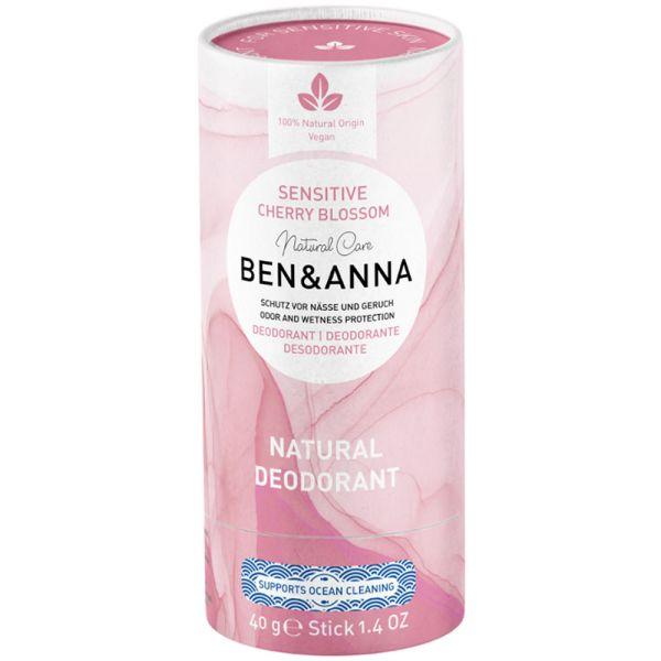 Ben & Anna Deodorant Sensitive Japanese Blossom