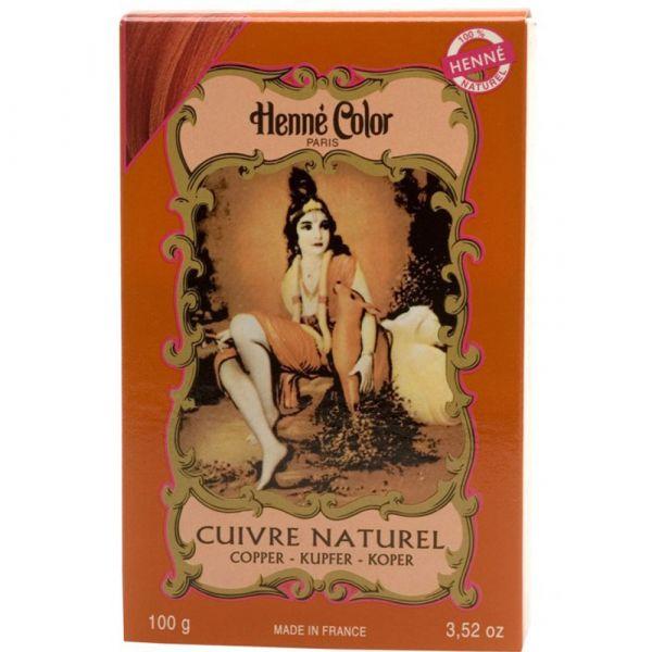 Henné Color Kupfer Henna Pulver