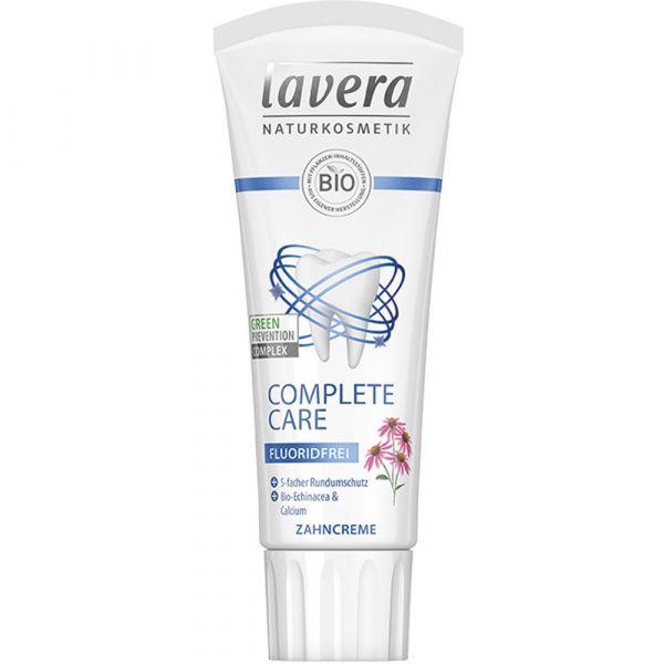 Lavera Zahncreme Complete Care Fluoridfrei