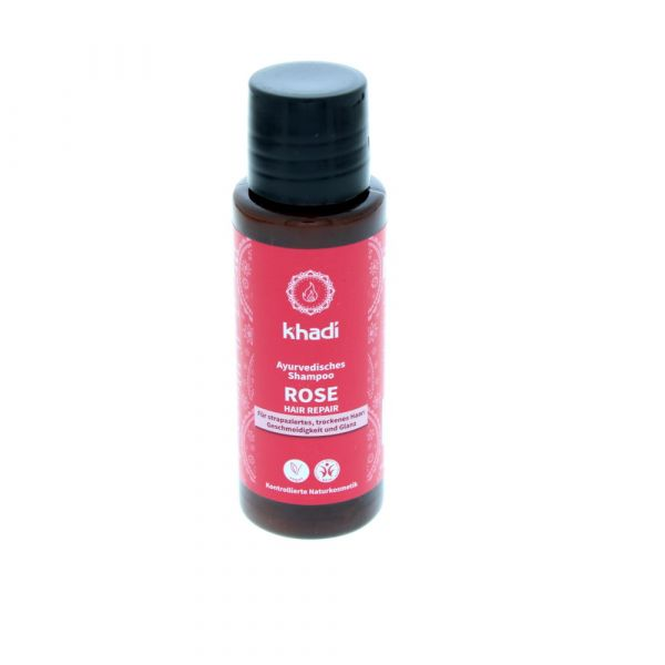 Khadi Rose Hair Repair Shampoo 30ml