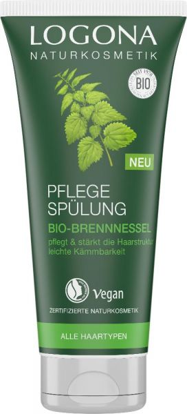Logona Pflege Spülung Bio-Brennnessel