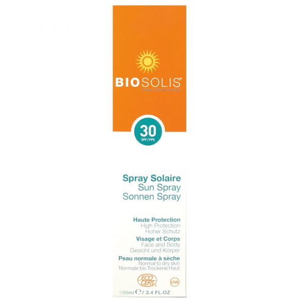 Biosolis Sonnen Spray SPF30