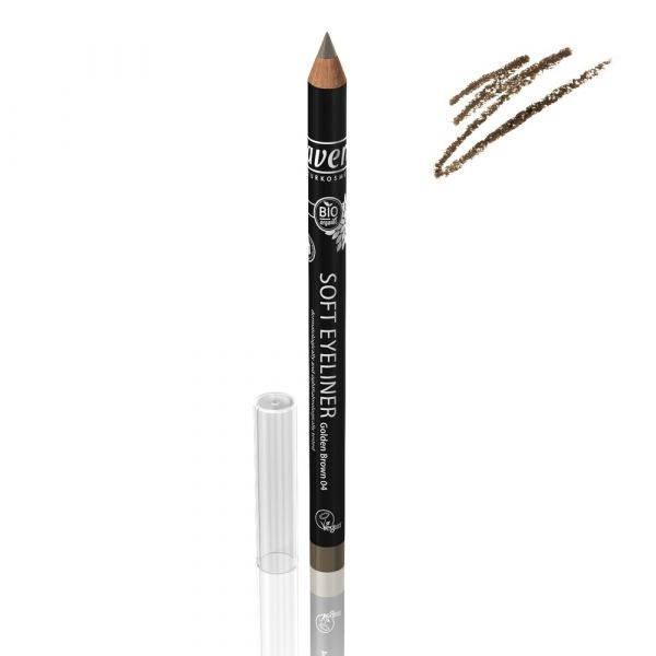 Lavera Soft Eyeliner  Golden Brown 04