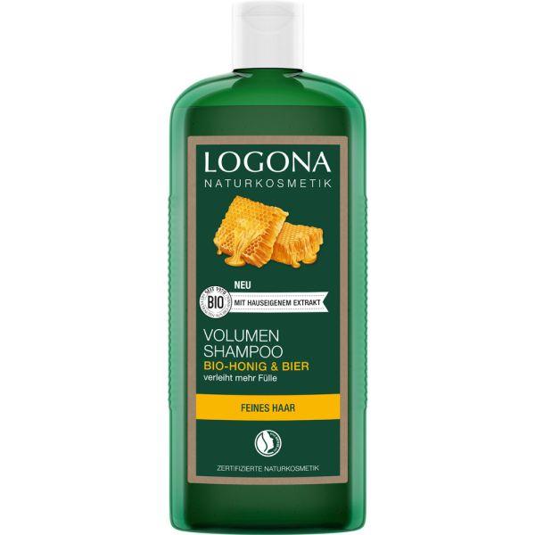 Logona Volumen Shampoo Bier Honig 500ml