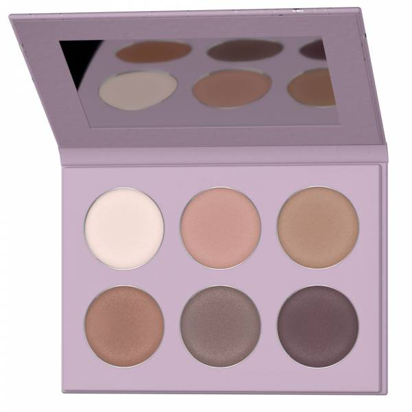 Lavera Mineral Eyeshadow Selection Blooming Nude 01
