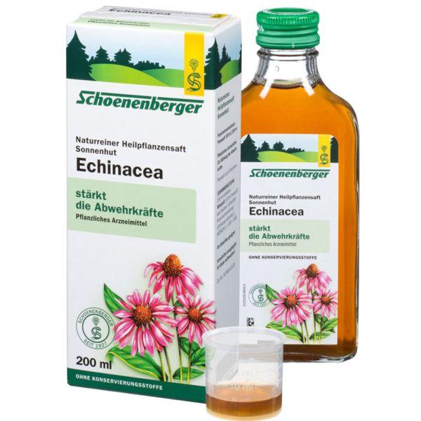Schoenenberger Echinacea-Saft
