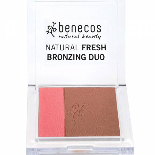 Benecos Fresh Bronzing Duo California Nights