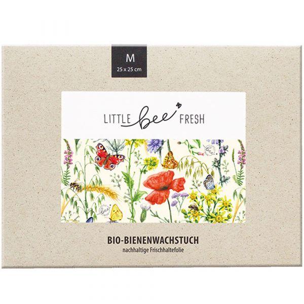 Little bee fresh Wachstuch M Bienentraum