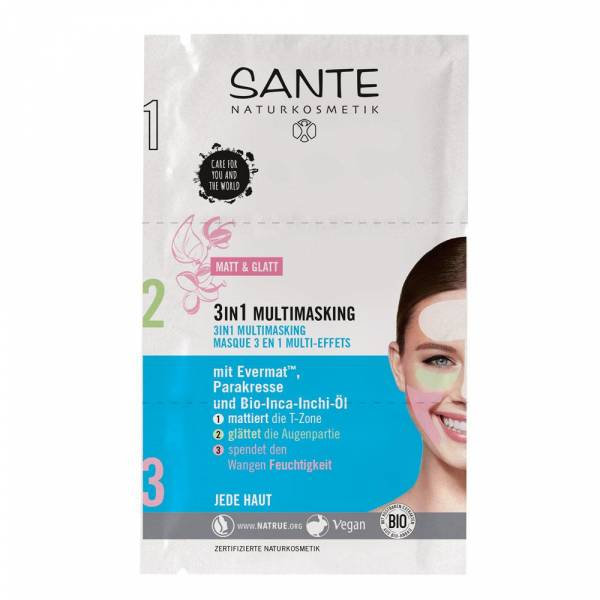 Sante 3in1 Multimasking