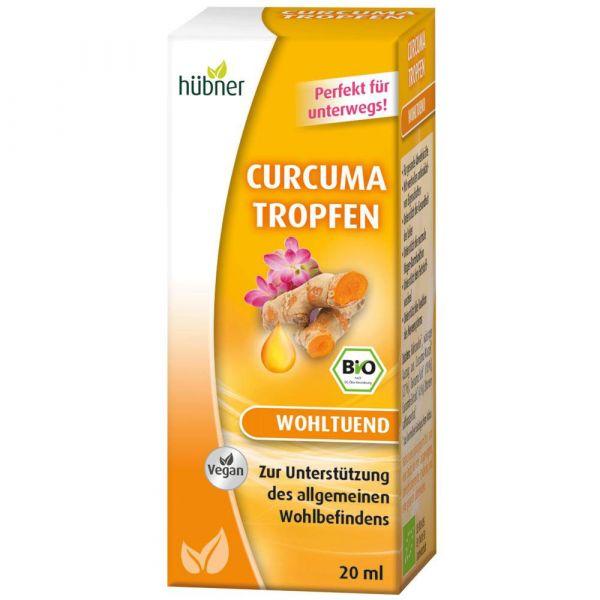 Hübner Curcuma Tropfen