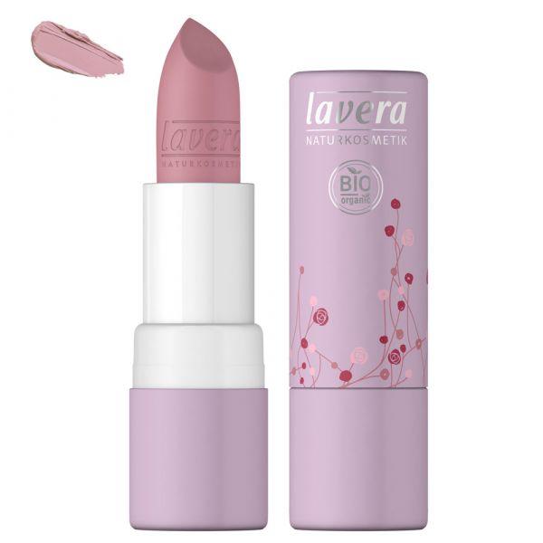 Lavera Natural Lip Colours Rosy Pastel 01