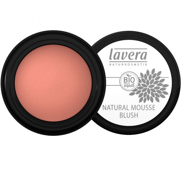 Lavera Natural Mousse Blush Classic Nude 01