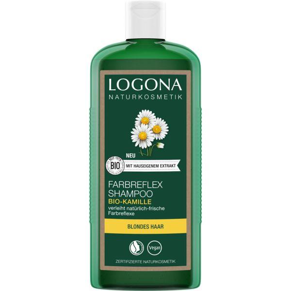 Logona Farbreflex Shampoo Blond Bio-Kamille
