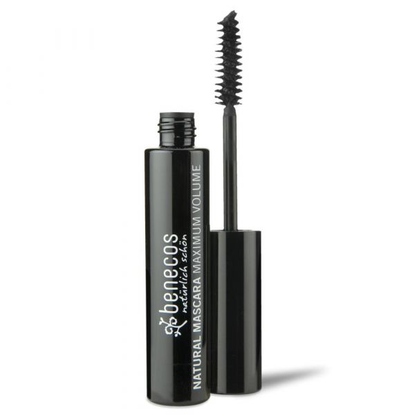 Benecos Natural Mascara deep black