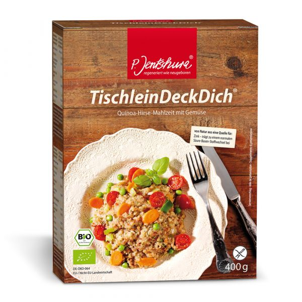 Jentschura TischleinDeckDich Bio 400g