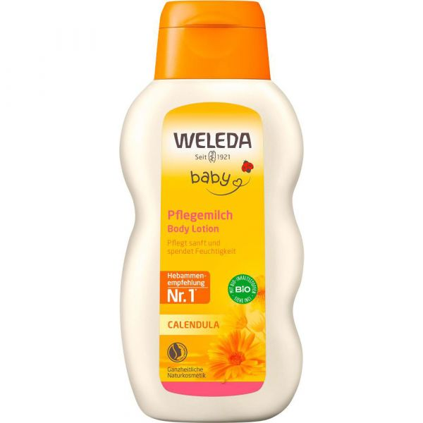 Weleda Calendula Pflegemilch 200ml