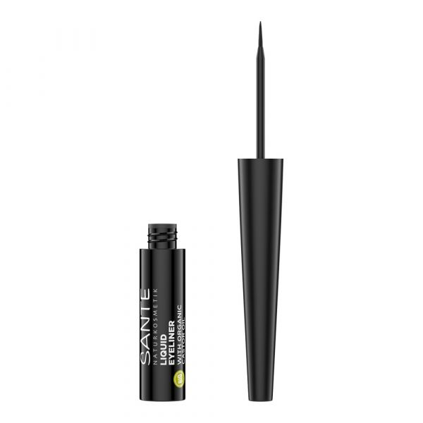 Sante Liquid Eyeliner 01 black