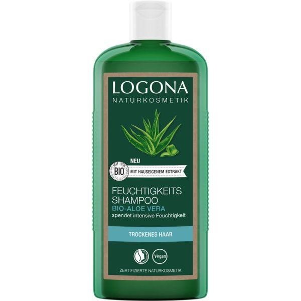 Logona Feuchtigkeits Shampoo 250ml