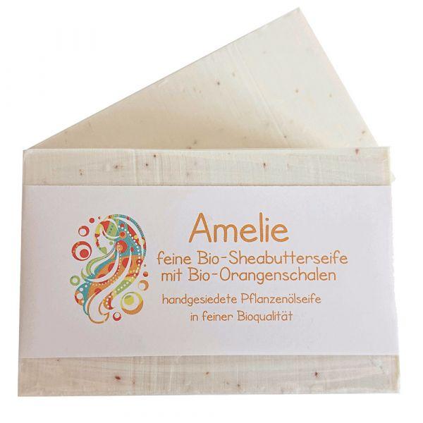 Rosenrot Bioseife Amelie