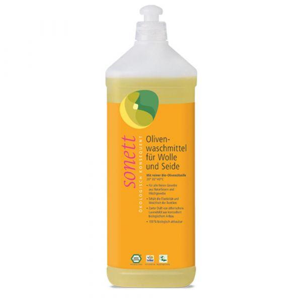 Sonett Oliven Waschmittel 1 Liter