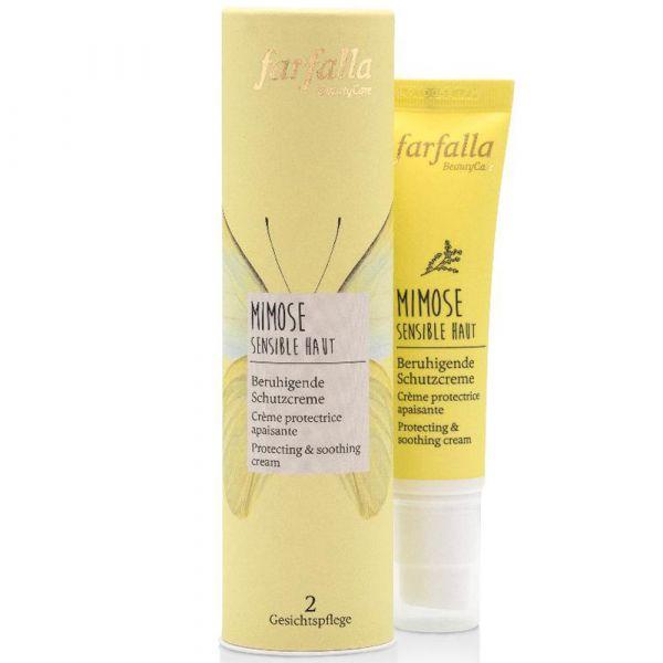 Farfalla Mimose Sensible Haut Beruhigende Schutzcreme
