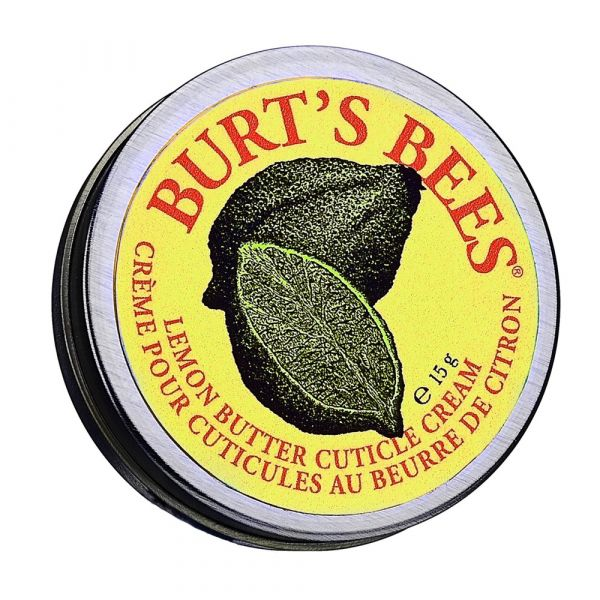 Burts Bees Lemon Butter Cuticle Creme 15g