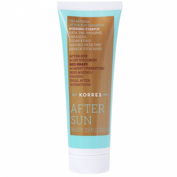 Korres Red Grape Anti-Ageing After-Sun-Emulsion