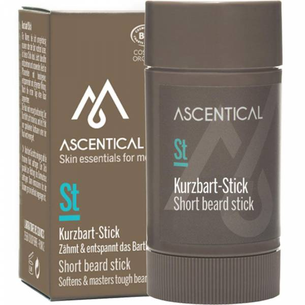 Ascentical Kurzbart-Stick