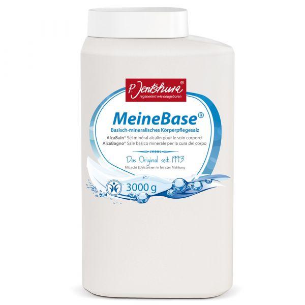 Jentschura MeineBase Badesalz 2,75Kg