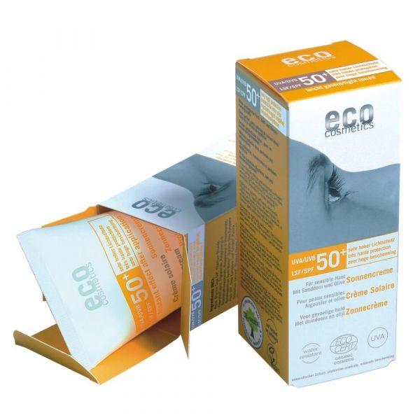 Eco Cosmetics Sonnencreme LSF 50+