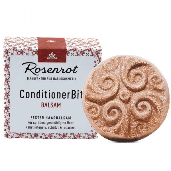 Rosenrot fester Haarbalsam