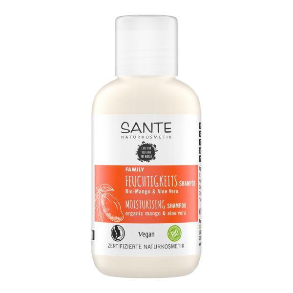 Sante Feuchtigkeits Shampoo Bio-Mango & Aloe Vera 50ml