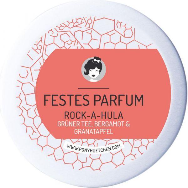 Ponyhütchen Festes Parfum Rock a Hula