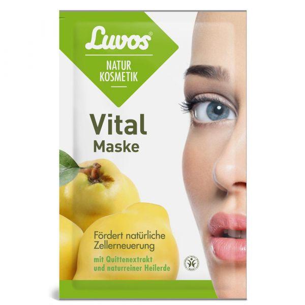 Luvos Creme Maske Vital