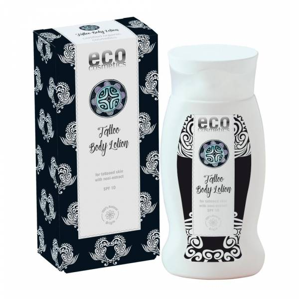 Eco Cosmetics Tattoo Körperlotion LSF 10