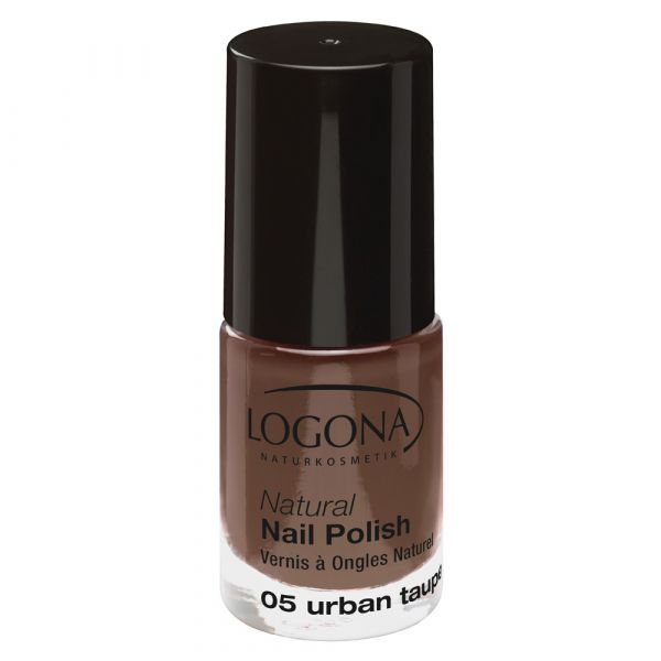 Logona Natural Nail polish No.05 urban taupe