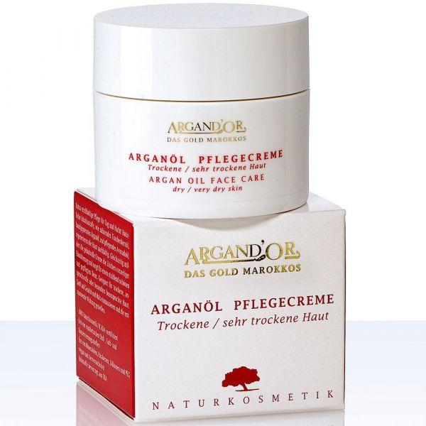 Argand Or Arganöl Pflegecreme sehr trockene Haut 50ml