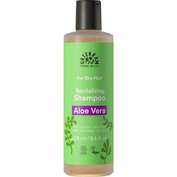Urtekram Aloe Vera Shampoo trockenes Haar