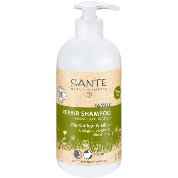 Sante Repair Shampoo Bio-Ginkgo & Olive 500ml