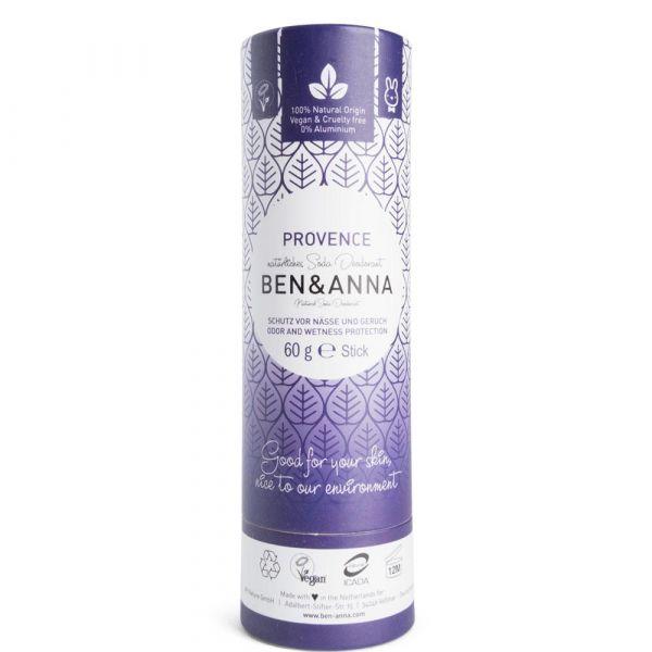 Ben & Anna Deodorant Papertube Provence