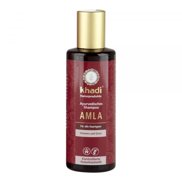 Khadi Amla Shampoo 210ml