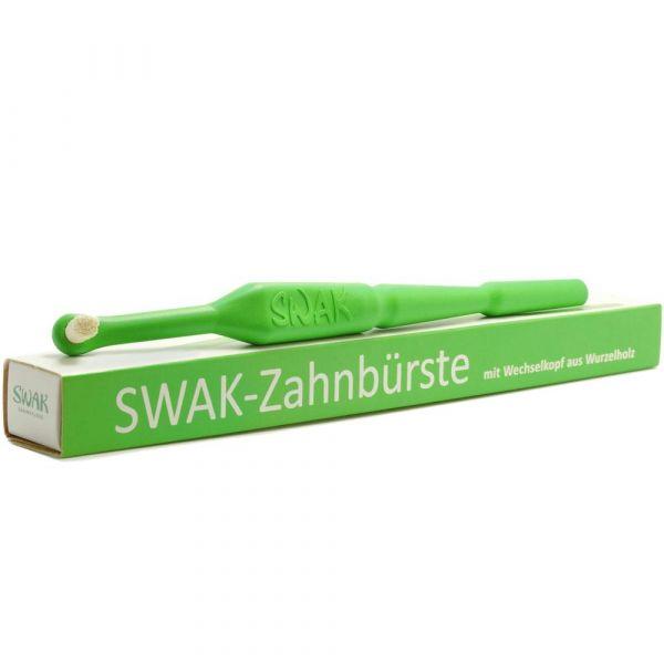 SWAK-Zahnbürste Version 3.4 lindgrün