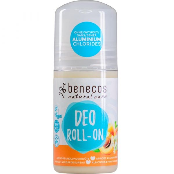 Benecos Deo Roll On Aprikose