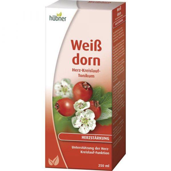 Hübner Weißdorn Herz-Kreislauf-Tonikum 250ml