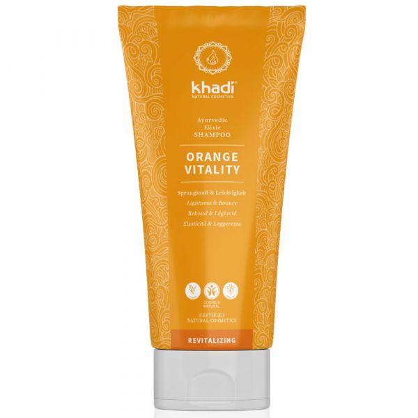 Khadi Orange Vitality Shampoo