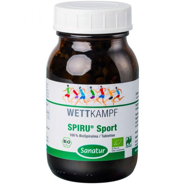 Sanatur SpiruSport Tabletten 500 Stück