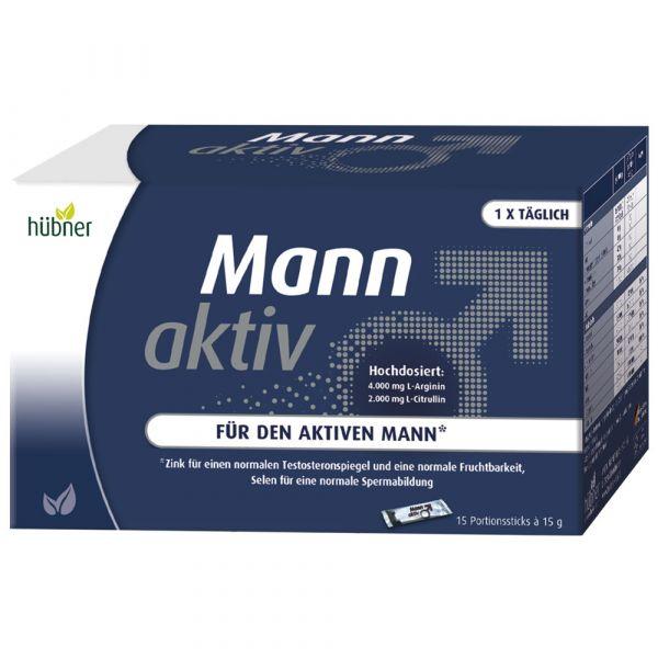 Hübner Mann aktiv